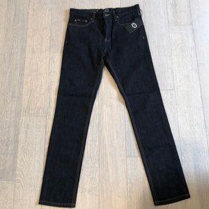 RVCA Daggers jeans, slim straight